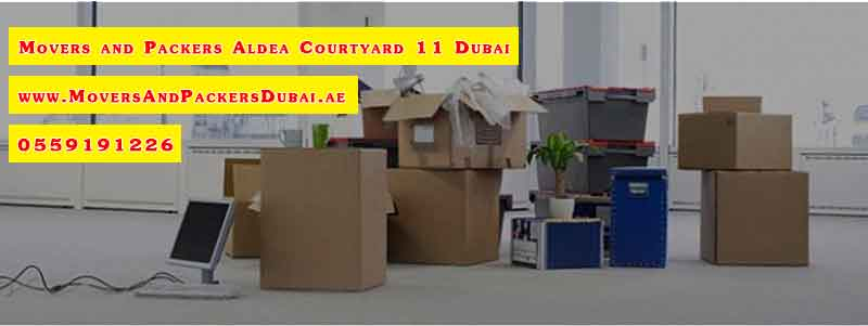 Movers and Packers Aldea Courtyard 11 Dubai photo